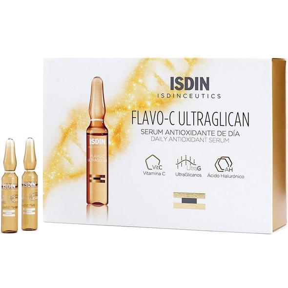 Isdinceutics Flavo-C Ultraglican  30 Ampoules