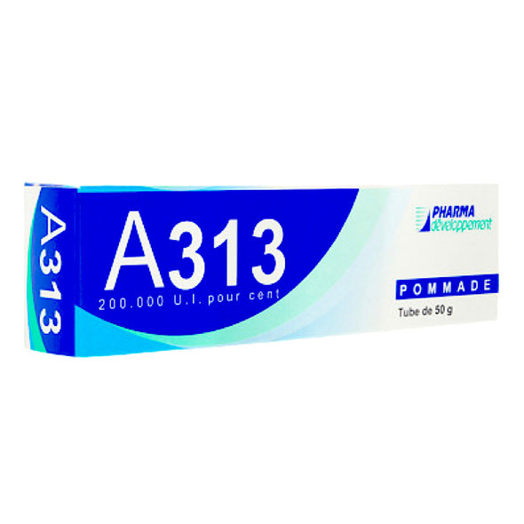 A313 Vitamin A Pommade 200.000 UI 50g