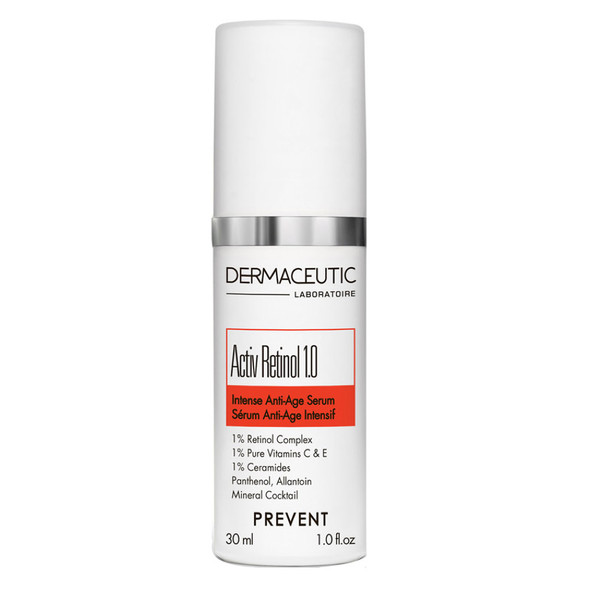 Dermaceutic Activ Retinol 1.0 Intense Age Defense Serum 30ml