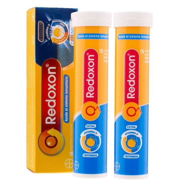 Redoxon Double Action Vitamin C and Zinc 30 Effervescent Tablets