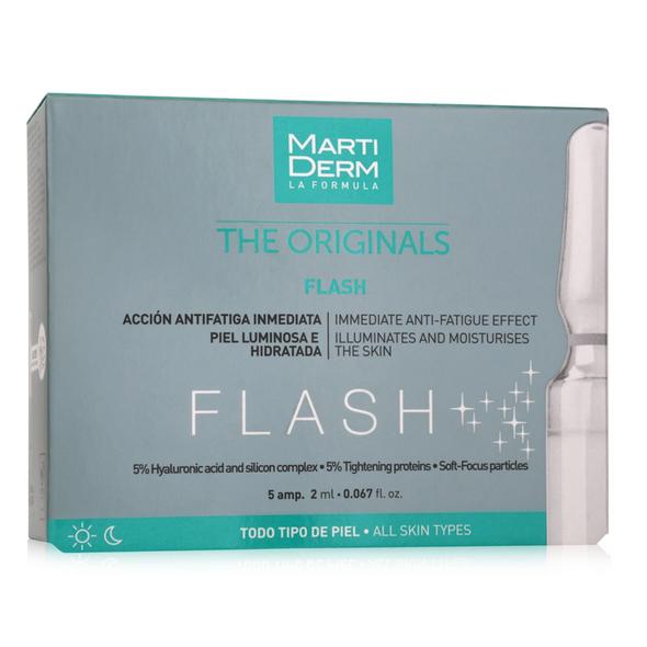 Martiderm Flash 5 ampoules