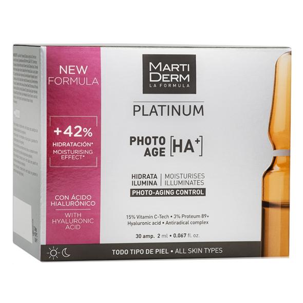 Martiderm Platinum Photo Age 30 ampoules