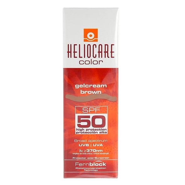 Heliocare Color Gelcream Brown SPF 50