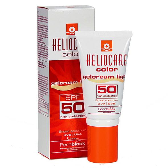 Heliocare Color Gelcream  Light SPF 50