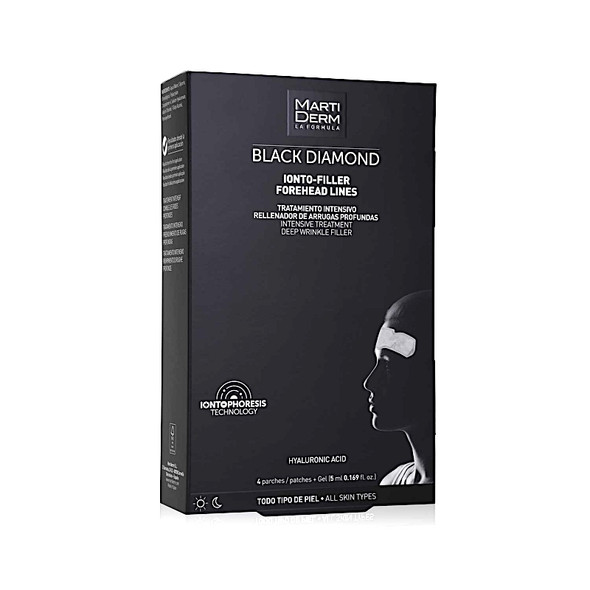 Martiderm Ionto-Filler Forehead Lines  4 patches + 4 ml gel