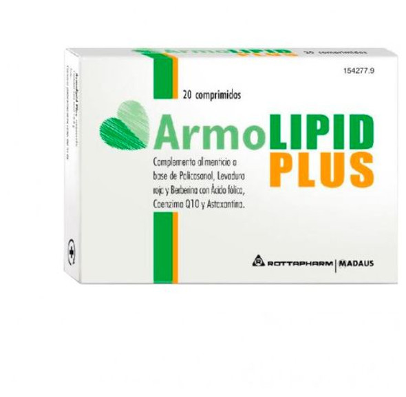 Mylan Armolipid Plus 20 Tablets