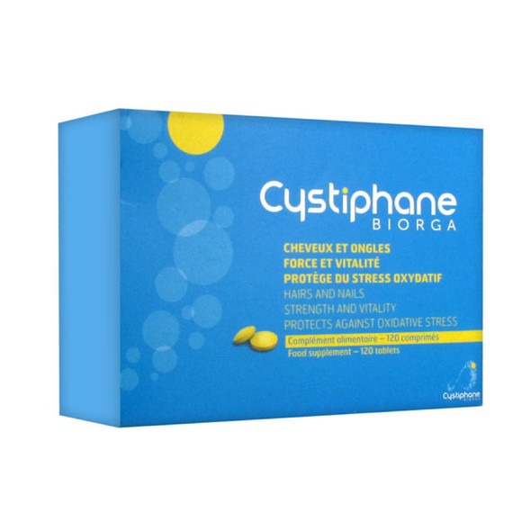 Cystiphane Food Supplement 120 Tablets