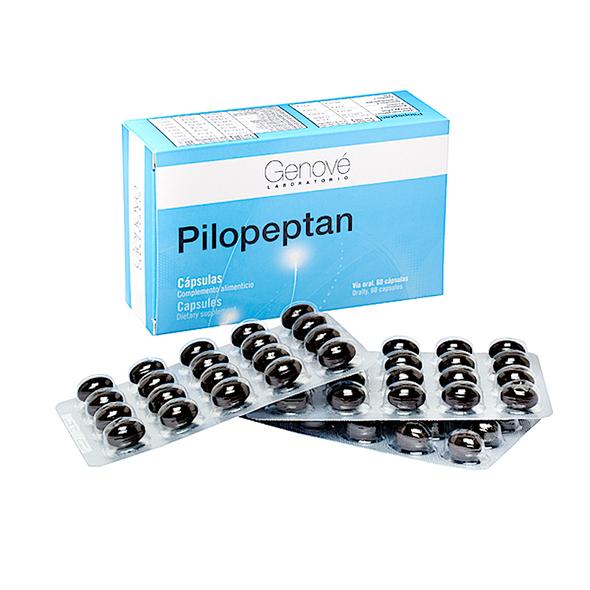 Genove Pilopeptan 60 Caps