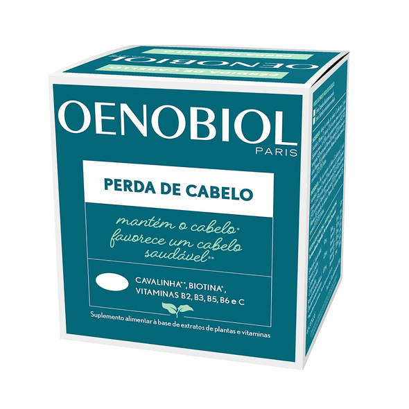 Oenobiol Hair Revitalizer Health and Growth 60 Tablets