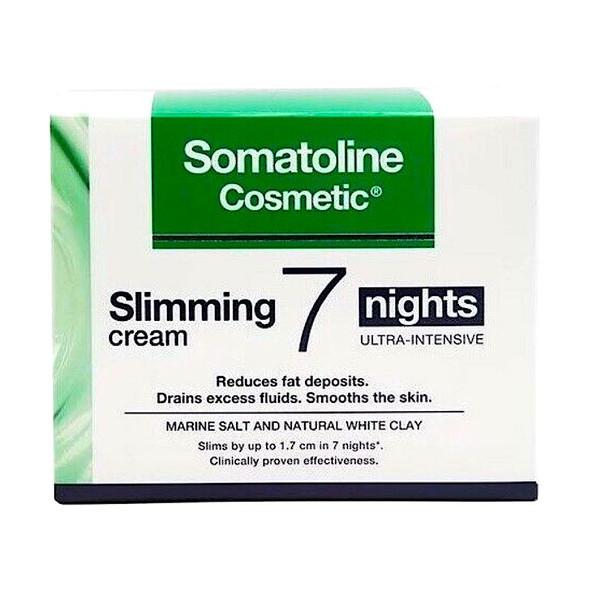 Somatoline Cosmetics 7 Nights Reducer Cream Ultra Intensive 250ml