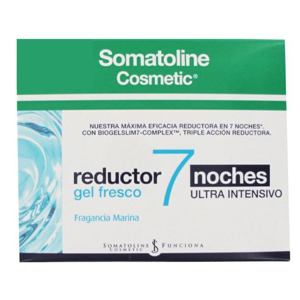 Somatoline Cosmetics 7 Nights Reducer Gel Ultra Fresh 250 ml