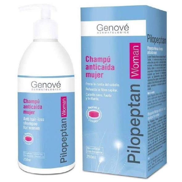 Genové Pilopeptan Woman Shampoo Anti Hair Loss