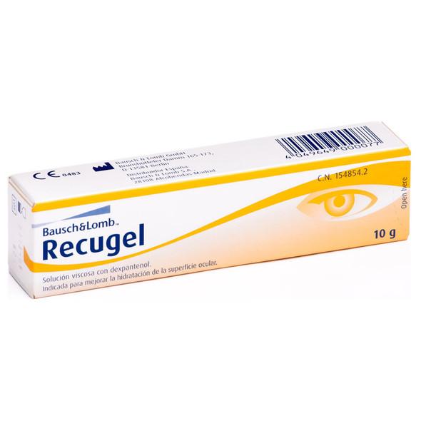 Recugel 10g Dry Eye Drops