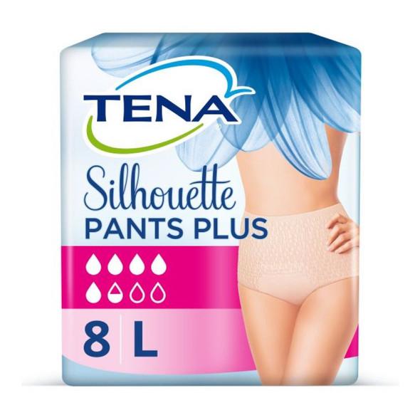 Tena Lady Pants Plus Size L 8 units