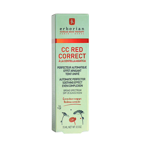 Erborian CC Red Correct Cream 15ml