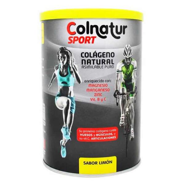 Colnatur Sport Limon Flavor 345g