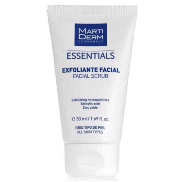 Martiderm Facial Scrub Cream 50ml