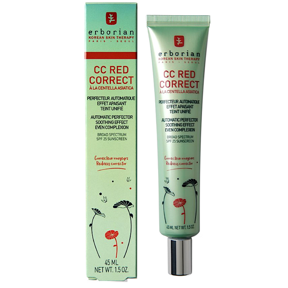 Erborian CC Red Correct Cream 45ml