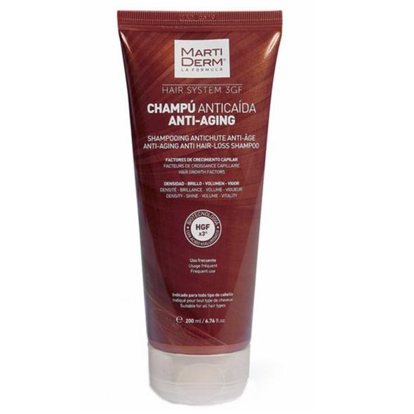 Martiderm Hair System Anti Hair-Loss Shampoo 200 ml