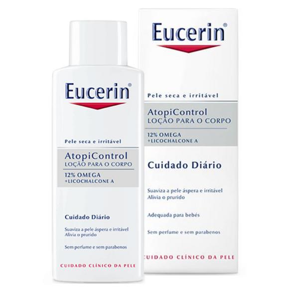 Eucerin AtopiControl Body Lotion 400ml
