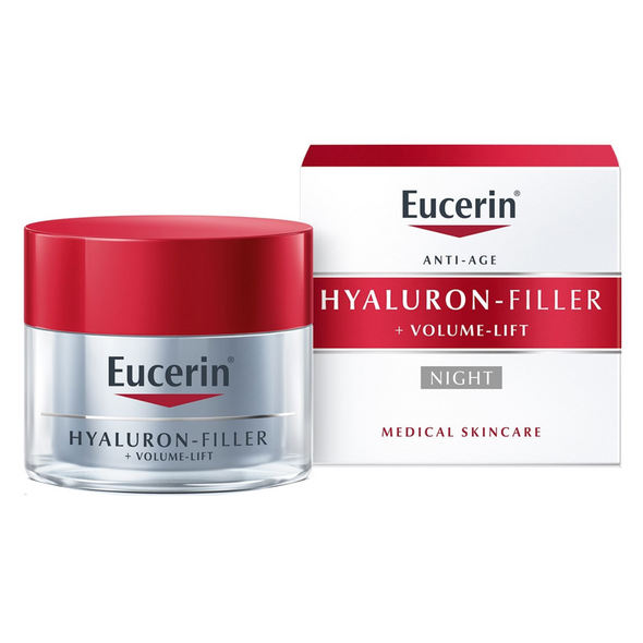 Eucerin Hyaluron-Filler+ Volume-Lift Night 50ml