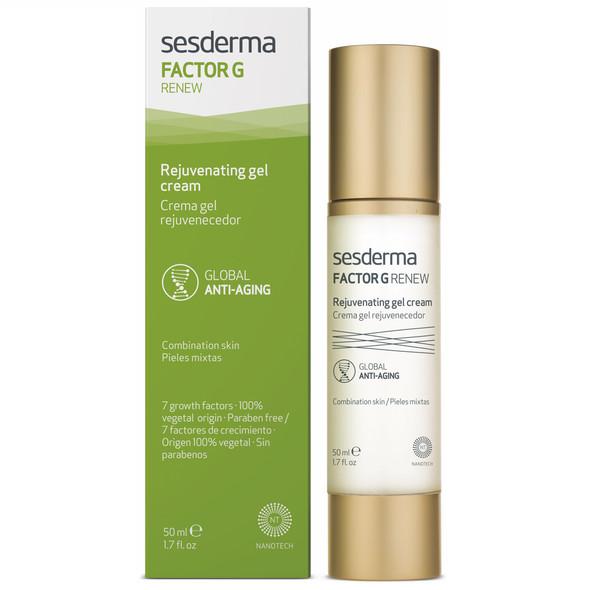 Sesderma Factor G Renew Rejuvenating Gel Cream 50ml