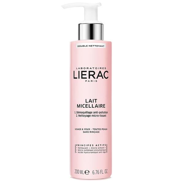Lierac Micellar Cleansing Milk 200ml