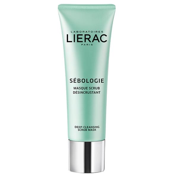 Lierac Sebologie Deep-Cleansing Scrub Mask 50ml