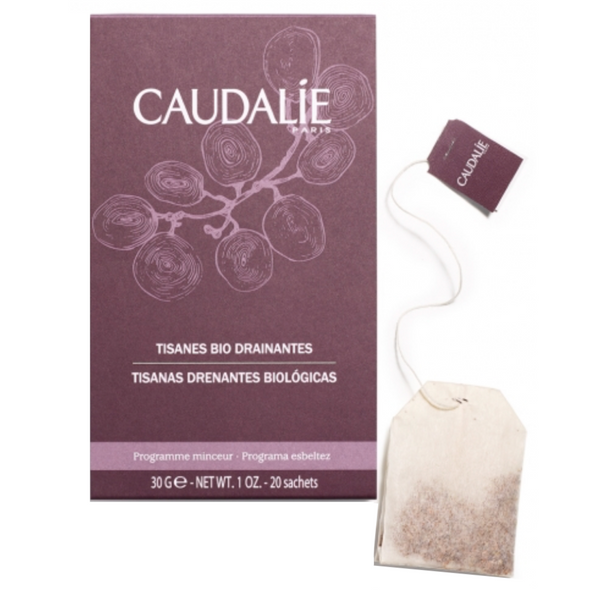 Caudalie Draining Organic Herbal Teas 20unit