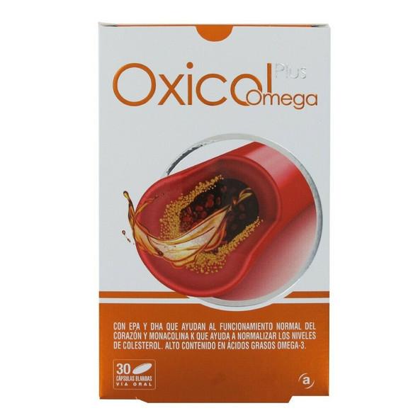 Oxicol Omega Plus 30 Caps