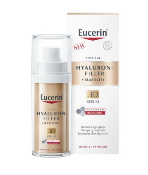 Eucerin Hyaluron Filler Elasticity 3D Sérum 30ml
