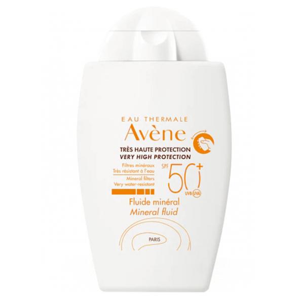 Avène Sun Mineral Fluid SPF 50+ 40ml