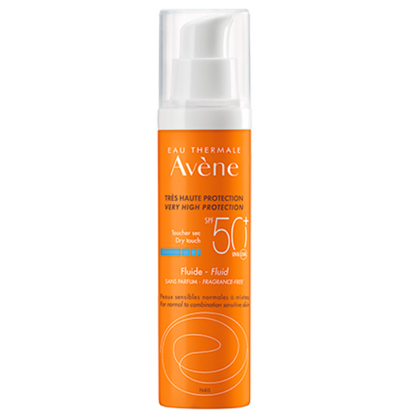 Avène Sun Fluid SPF50+ 50ml