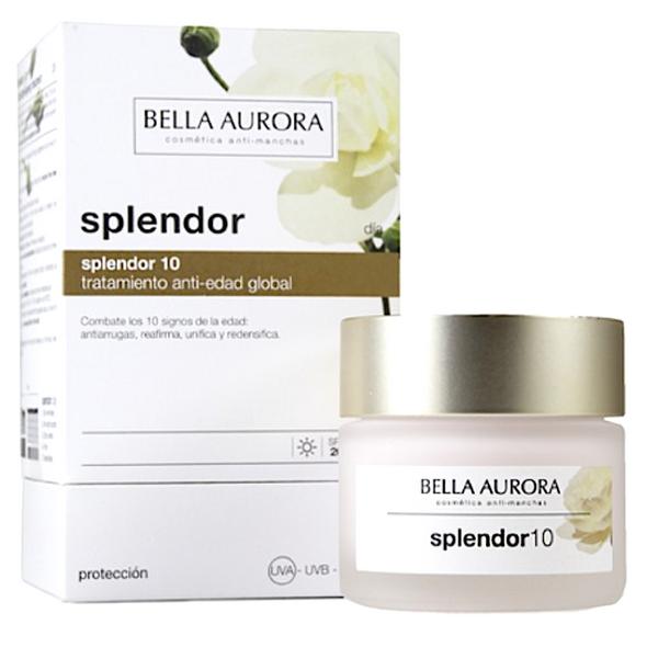 Bella Aurora Splendor 10 Day Cream SPF20 50ml