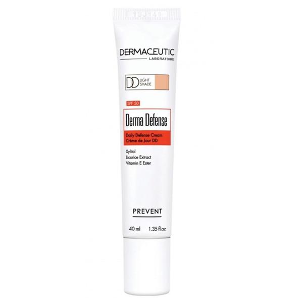 Dermaceutic Derma Defense DD Day Cream Light Color 40ml