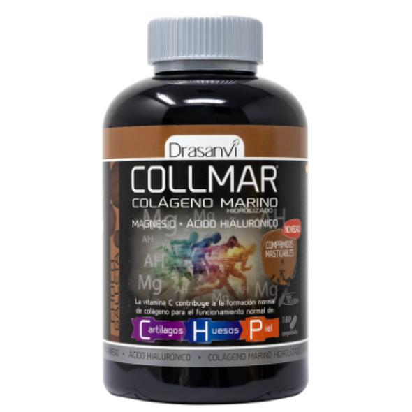 Collmar Marino Collagen with Magnesium Flavor Choco Cookie 180 tabs
