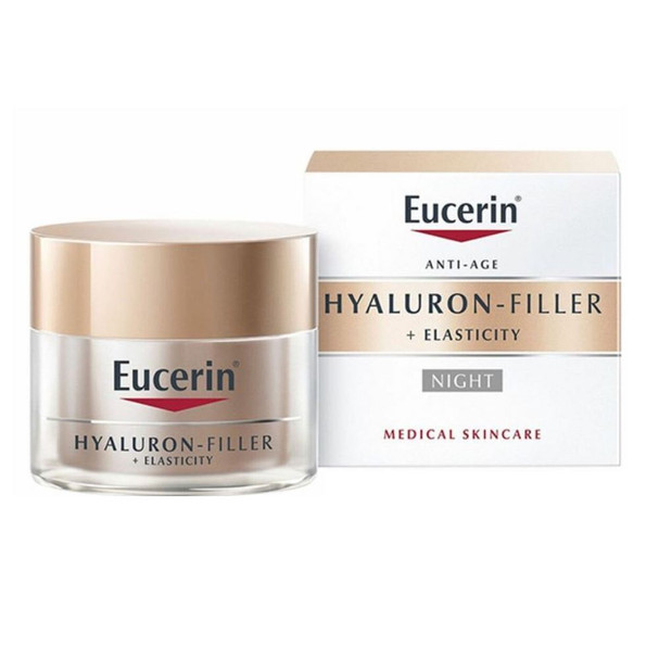 Eucerin Hyaluron Filler Elasticity Night Cream 50ml