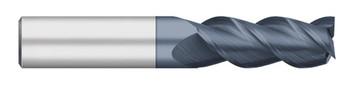 END MILL 1/8 3FL SE 45DEG, CARB ALTIN, TC49508