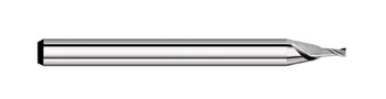 END MILL 0.005 2FL MICRO STUB, CARB, 220526