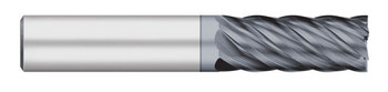 "END MILL 1"" 6FL SE, CARB, VI ALCRO COAT, 252333"