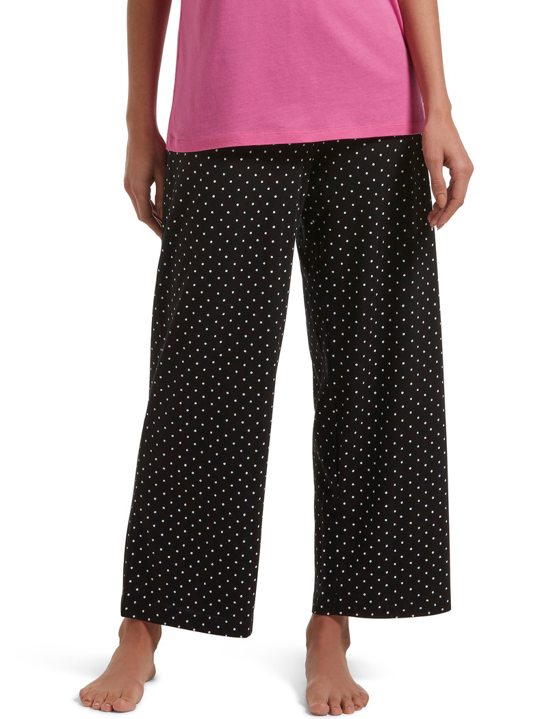Rio Dots Sleep Pant Black