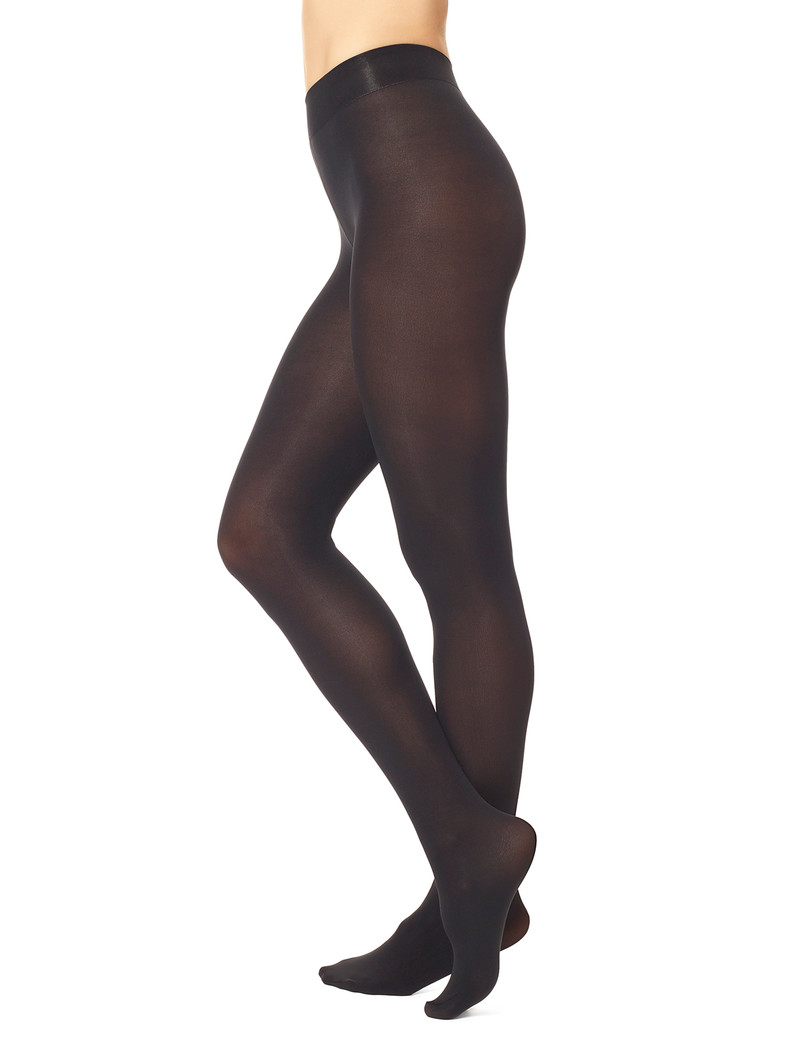 Super Opaque Tights (Non CT) Black