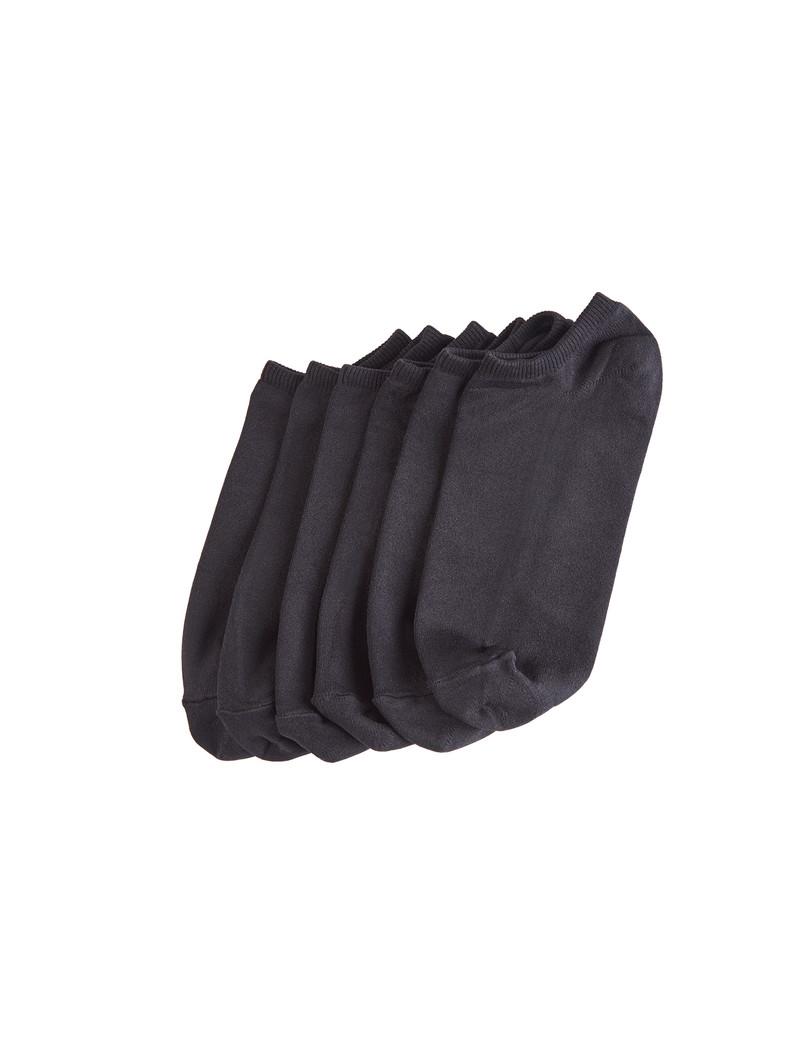 Microfiber Liner 6 Pr Pk Black