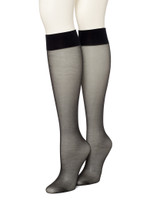 Sheer Knee Hi Value Pack Bare, One Size