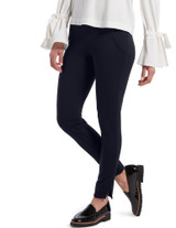 Ponte 7/8 Leggings Navy Small