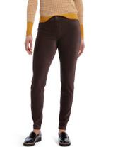 Fashion Corduroy Leggings, Navy XL