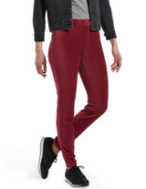 Fashion Corduroy Leggings, Graphite XL