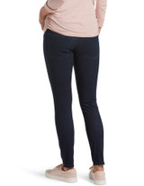 Ultra Soft Denim Maternity Skimmer Deep Indigo Wash
