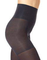 High Waist Tights with Control Top Espresso 1