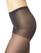 Sheer Tights with Control Top Natural 1